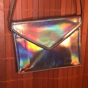 Hologram envelope bag!